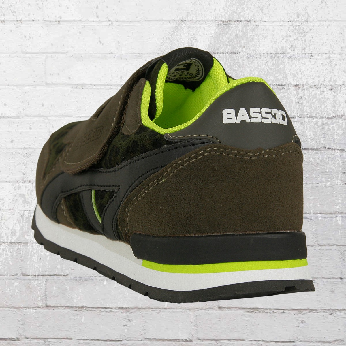 14969f02 Order now | BASSED by Xti Children Shoes Zapato Nino Sneaker Leo olive